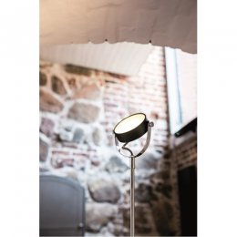 Rollo uplight LED golvlampa