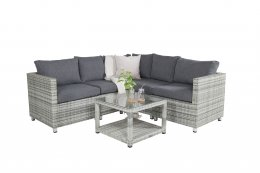 Vamos Module Sofa set 3+2+1 - Grey/Grey
