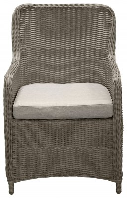 Wembley Armchair  - Grey/Grey